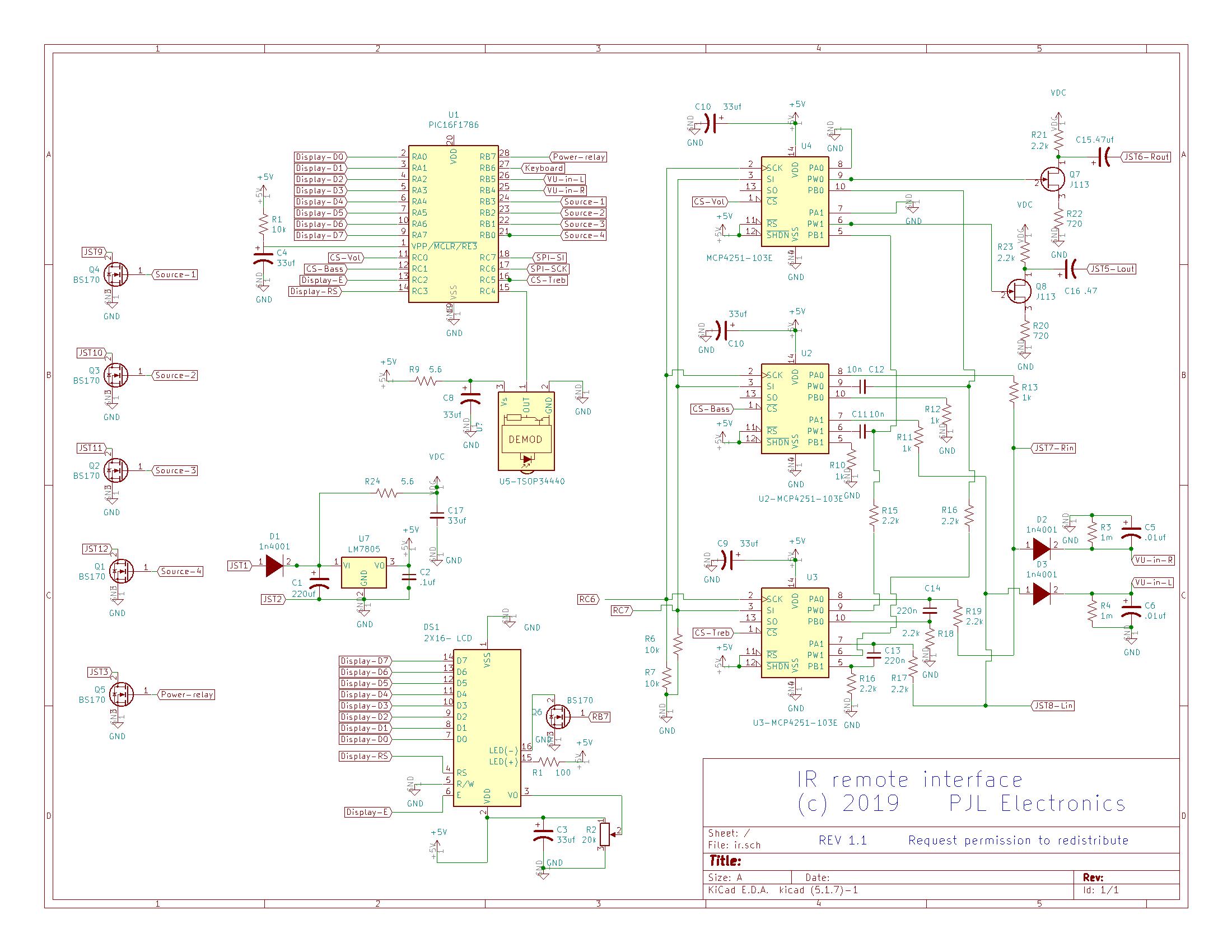 IR receiver V1.1